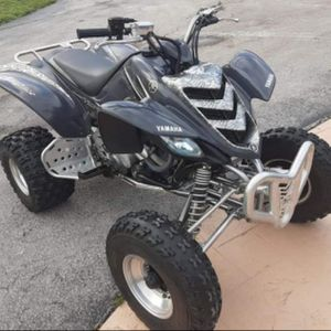 2005 Yamaha Raptor Special Edition for Sale in Hialeah, FL
