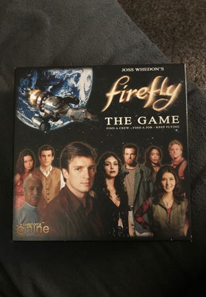 Firefly The Game for Sale in Beaverton, OR