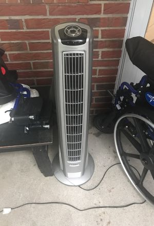Lasko Tower Fan for parts for Sale in Weymouth, MA