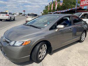2008 Honda Civic for Sale in San Antonio, TX