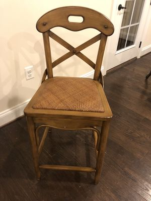 4 Counter chairs - pier 1 for Sale in South Riding, VA