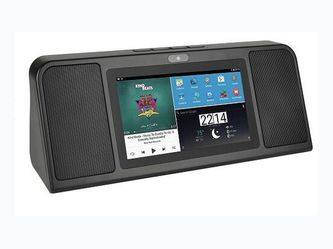 Android NEW SEALED IN A BOX Internet Radio Tablet w/Bluetooth Speakers for Sale in Anaheim,  CA