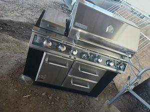 Jenn Air gas, propane, and Electric BBQ Grill for Sale in Oakland, CA