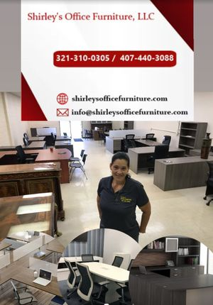 Office Furniture, call us for your furniture needs {contact info removed} for Sale in Orlando, FL