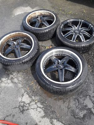 Explorer Rims and Tires for Sale in Honolulu, HI