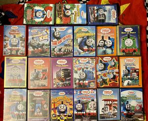 21 Thomas and Friends DVD 📀 for Sale in National City, CA