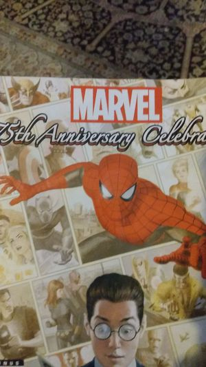 Marvel 75th anniversary celebration for Sale in Chandler, TX