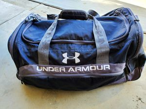 Under Armour Duffle Bag for Sale in Calimesa, CA