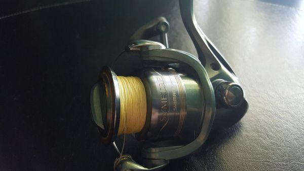 Shimano symetre 3000fj Fishing reel