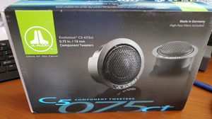 Jl audio c5 tweeters new in box for Sale in Englewood, CO