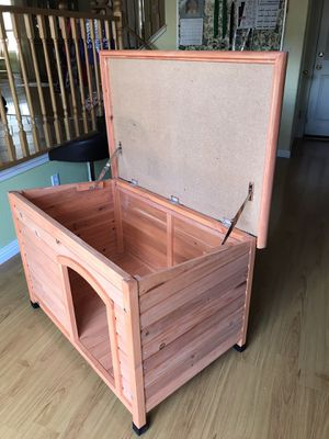 Trixie large dog house {contact info removed} for Sale in San Jose, CA