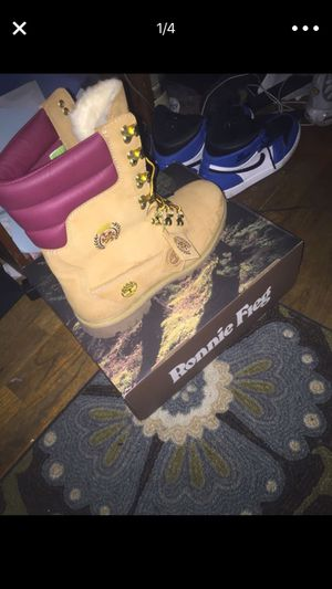 Timberland x kith 40 below brand new never worn for Sale in Bronx, NY