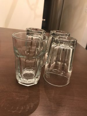 Glass cups for Sale in Herndon, VA