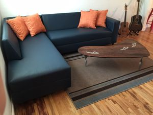 Sectional Sofa Couch MUST GO for Sale in Hialeah, FL