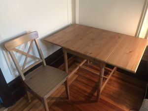 IKEA Table and chairs for Sale in Queens, NY