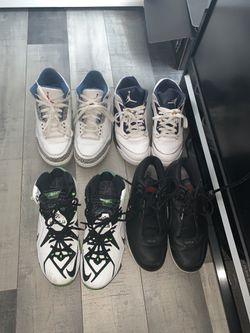 Various Jordan's and lebrons for Sale in Las Vegas,  NV