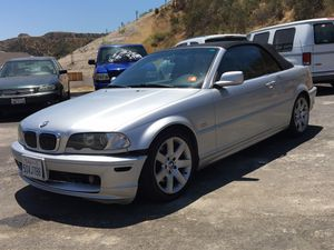 2002 BMW 325CI CONVERTIBLE RUNS GREAT for Sale in Santa Clarita, CA