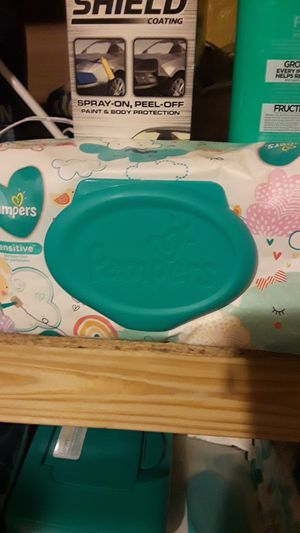 Pampers wipes 1.50 for Sale in Houston, TX