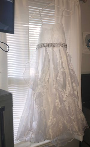 Size 16 kids/girls flower girl/communion dress for Sale in Cleveland, OH