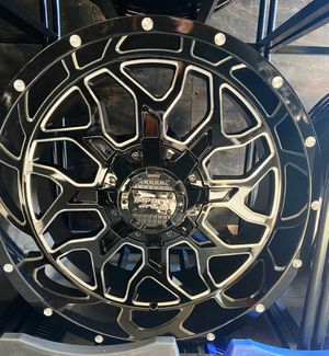 20x10 RIMS AND TIRES for Sale in Phoenix, AZ
