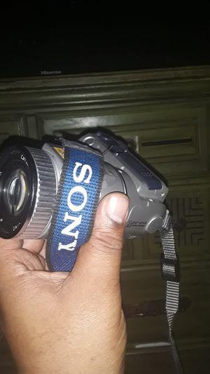 Sony digital camera 550 for Sale in Dallas, TX