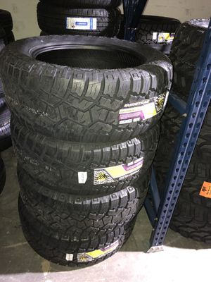 🚨🚨🚨BRAND NEW TIRES FOR SALE...WHOLESALE PRICES 🔥🔥🔥 for Sale in Miami, FL