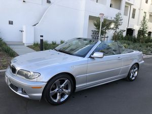 2006 BMW 325Ci Convertible for Sale in Diamond Bar, CA