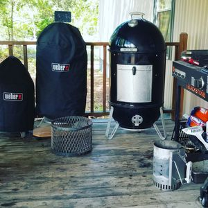 Weber smokey MOUNTAINS for Sale in Gaston, SC