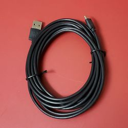 Micro USB Black Charging Cables (10 feet) for Sale in San Diego,  CA