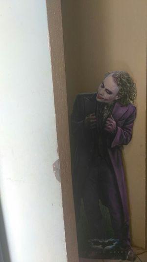 Full size movie poster of Keith Ledger Joker for Sale in Naples, FL