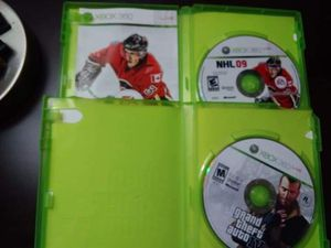 Xbox 360 and ps2 games and controls for Sale in Santa Ana, CA