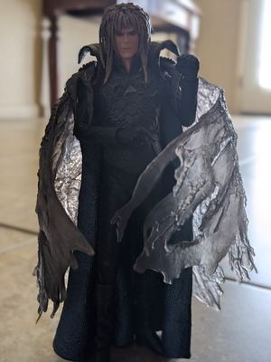 NECA LABYRINTH GOBLIN KING 7 IN ACTION FIGURE for Sale in North Port, FL