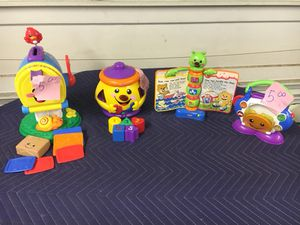 Laugh and learn baby toys for Sale in Roseville, MI