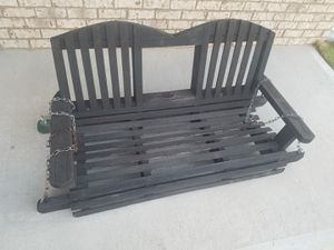 4' Handcrafted Porch Swing READY FOR PICKUP! for Sale in Buford, GA
