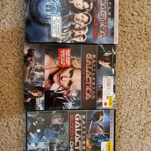 Battle Star Galactica Movies for Sale in Mukilteo, WA