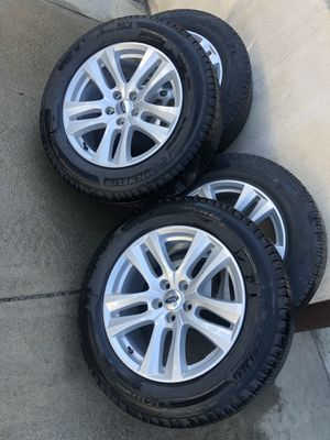 Set of 4 wheels Ford Explorer 2018 (Michelin) for Sale in Alexandria, VA