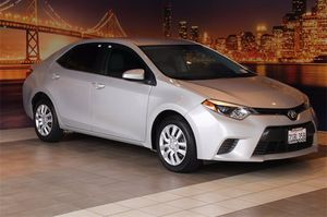 2016 Toyota Corolla for Sale in Fremont, CA