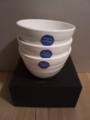 Ceramic Bowls Set of 3 for Sale in Greenbelt, MD