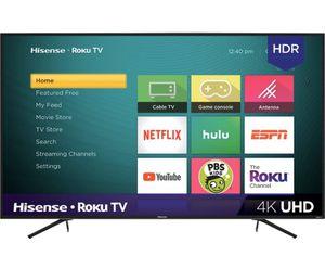 """55"""" 4K Hisense TV for Sale in Pooler, GA"""