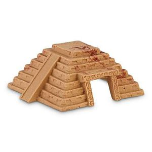 Cave and Temple Reptile Hideaway and Corner Dish (Reptile) for Sale in San Diego, CA