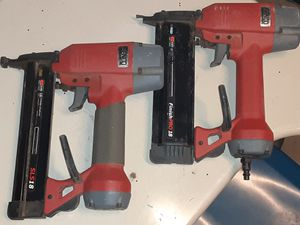 finish nail guns for Sale in Riverside, CA
