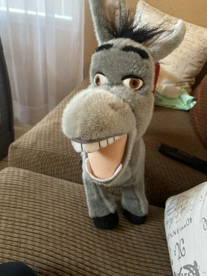 Donkey teddy bear for Sale in Pomona, CA
