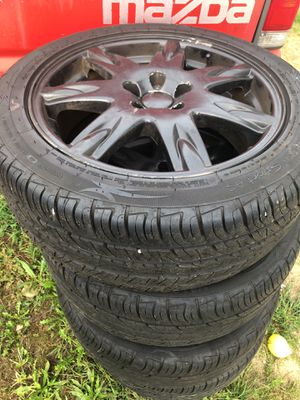 235/50R17 5x108 for Sale in Providence, RI