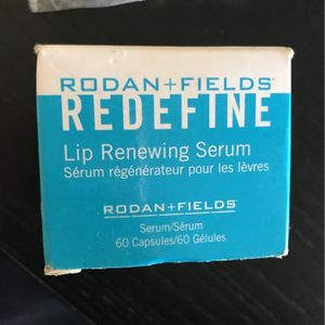 Rodan And Fields REDEFINE lip Renewing Serum Capsule for Sale in Hollywood, FL