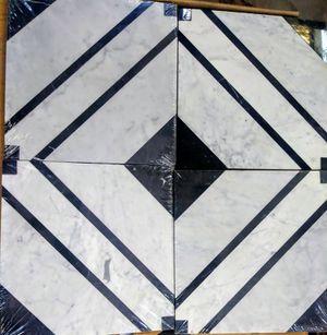Rexford Marble Backsplash for Sale in Dallas, TX