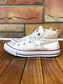 Converse Chuck Taylor All Star Street Core Canvas Men's Size: 5 US 149546F Gently used for Sale in French Creek,  WV