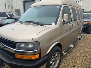 2009 chevy express 1500 conversion van for Sale in Philadelphia, PA
