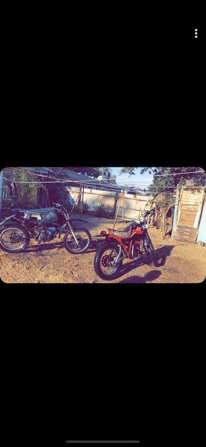 Dirt bikes for Sale in Clovis, CA