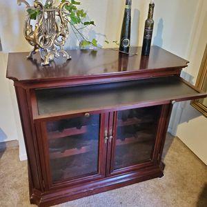 Wine cabinet for Sale in Fresno, CA