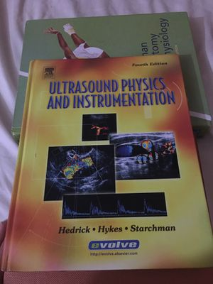 ultrasound physics and instrumentation for Sale in Hialeah, FL